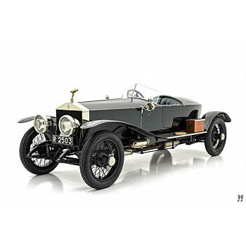 1915 Rolls-Royce Silver Ghost for sale 101100200