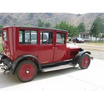 1926 Dodge Brothers Other Dodge Brothers Models for sale 100906551