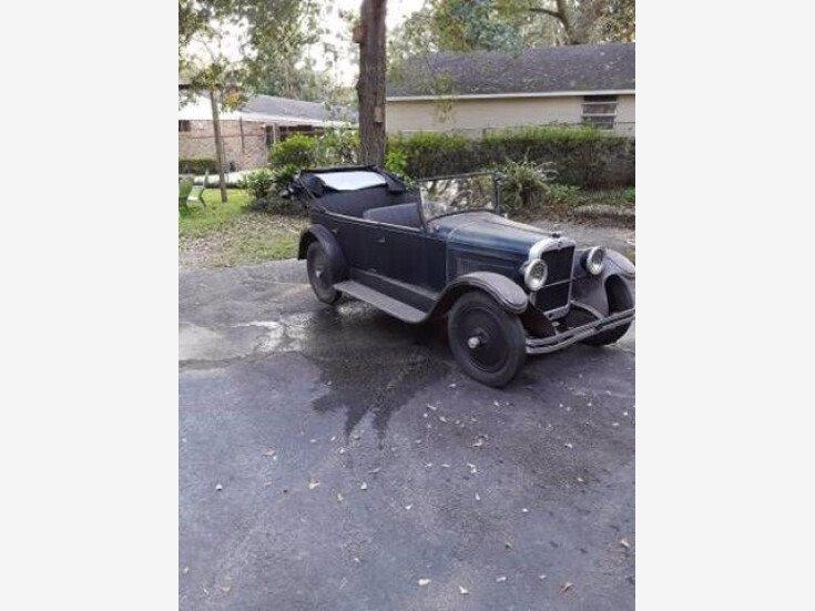 1926 Nash Advance for sale 101405693