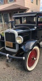1927 Chevrolet Other Chevrolet Models for sale 101404516
