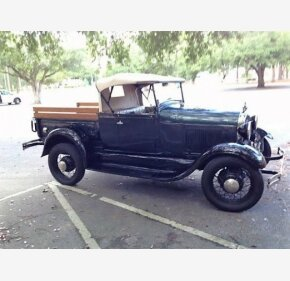1928 ford pickup parts