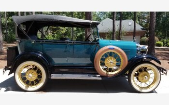 1928 Ford Model A Phaeton for sale 101357075