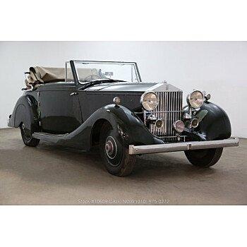 1928 Rolls-Royce 20HP for sale 101110063