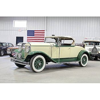 1929 Chrysler Series 75 for sale 101130756