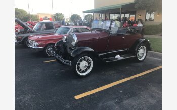 1929 Ford Model A for sale 101232226