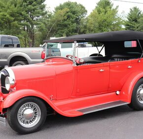 1929 Ford Model A Phaeton for sale 101421379