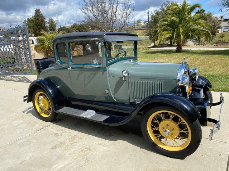 1929 Ford Model A Phaeton for sale 101491185