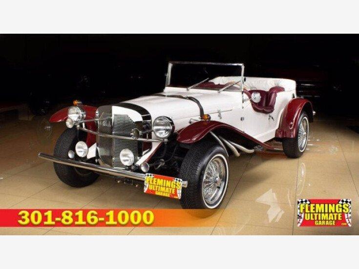 1929 Mercedes-Benz SSK for sale 101555291