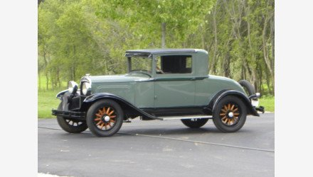 1929 Plymouth Model U for sale 101197453