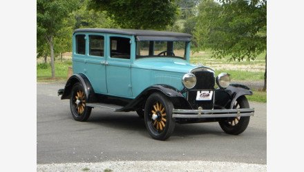 1929 Plymouth Model U for sale 101197455