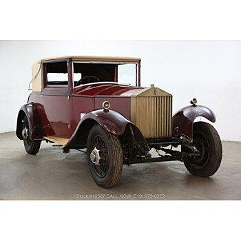 1929 Rolls-Royce 20HP for sale 101187707