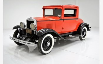 1930 Chevrolet Other Chevrolet Models for sale 100985407