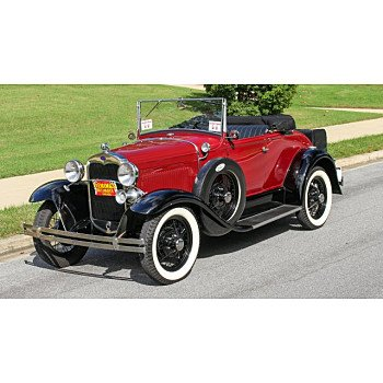 1930 Ford Model A for sale 101034113