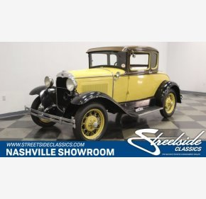 1930 Ford Model A for sale 101101343