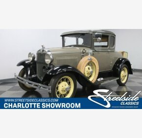 1930 Ford Model A for sale 101289465