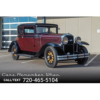 1931 Buick Other Buick Models for sale 101073165