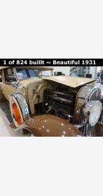 1931 Buick Series 90 for sale 101398044