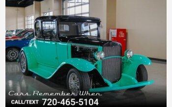 1931 Chevrolet Custom for sale 101020629