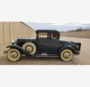 1931 Chevrolet Other Chevrolet Models for sale 101050213