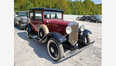 1931 Chevrolet Other Chevrolet Models for sale 101398995