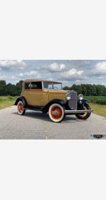 1931 Chevrolet Series AE for sale 101372325