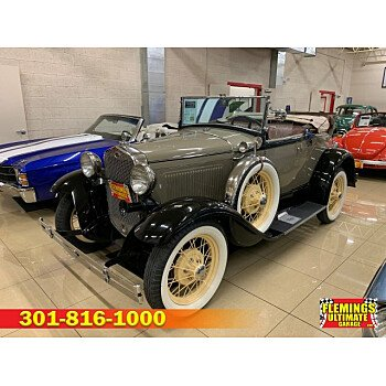 1931 Ford Model A for sale 101036720
