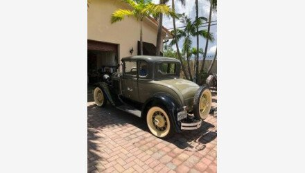 1931 Ford Model A for sale 101055214