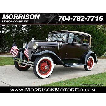 1931 Ford Model A for sale 101230636