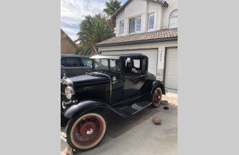 1931 Ford Model A 400 for sale 101272290
