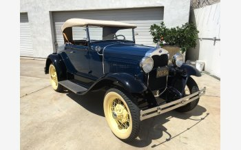 1931 Ford Model A for sale 101459622