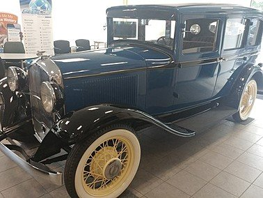 1931 Plymouth Model PA for sale 101014942