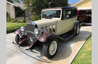 1932 Chevrolet Custom for sale 101386838