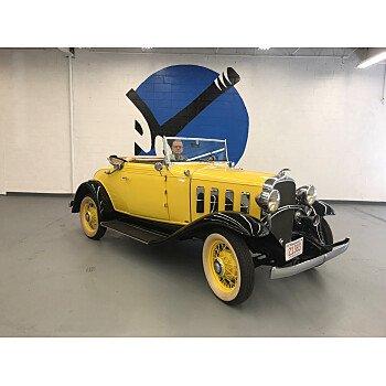 1932 Chevrolet Custom for sale 101220056