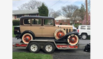 1932 Chevrolet Other Chevrolet Models for sale 101398874