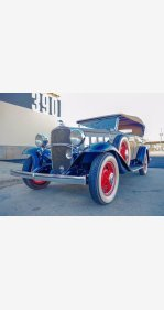1932 Chevrolet Other Chevrolet Models for sale 101435835