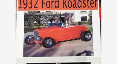 1932 Ford Custom for sale 101083800