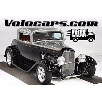 1932 Ford Custom for sale 101390703