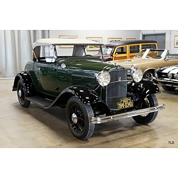 1932 Ford Deluxe for sale 101135666