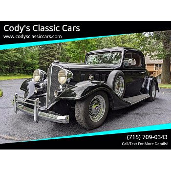 1933 Buick Series 50 for sale 101381257