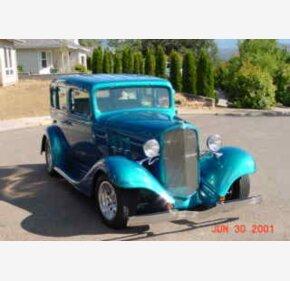 Awe Inspiring 1933 Chevrolet Master Eagle Classics For Sale Classics On Spiritservingveterans Wood Chair Design Ideas Spiritservingveteransorg