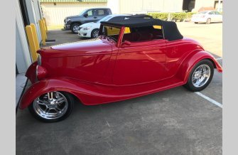 1933 Ford Custom for sale 101401198