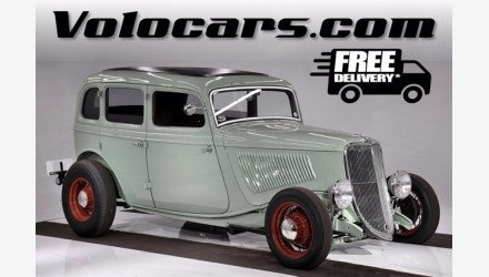 1933 Ford Custom for sale 101050492