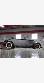 1933 Ford Custom for sale 101216188