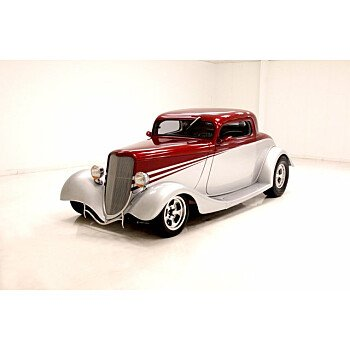 1933 Ford Custom for sale 101560561