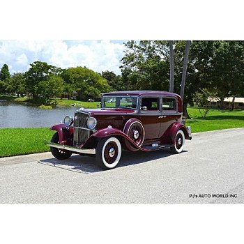 1933 Nash Big Six for sale 100721602