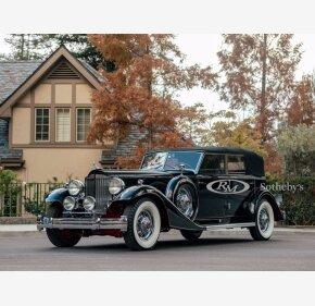 1933 Packard Twelve for sale 101427056