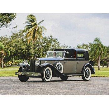 1933 Rolls-Royce Phantom for sale 101282192