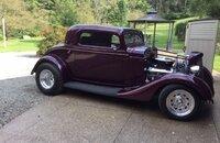 1934 Chevrolet Custom for sale 101202782