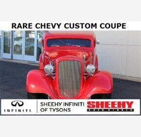 1934 Chevrolet Custom for sale 101229884