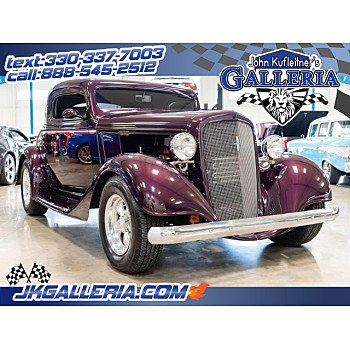 1934 Chevrolet Other Chevrolet Models for sale 101206348